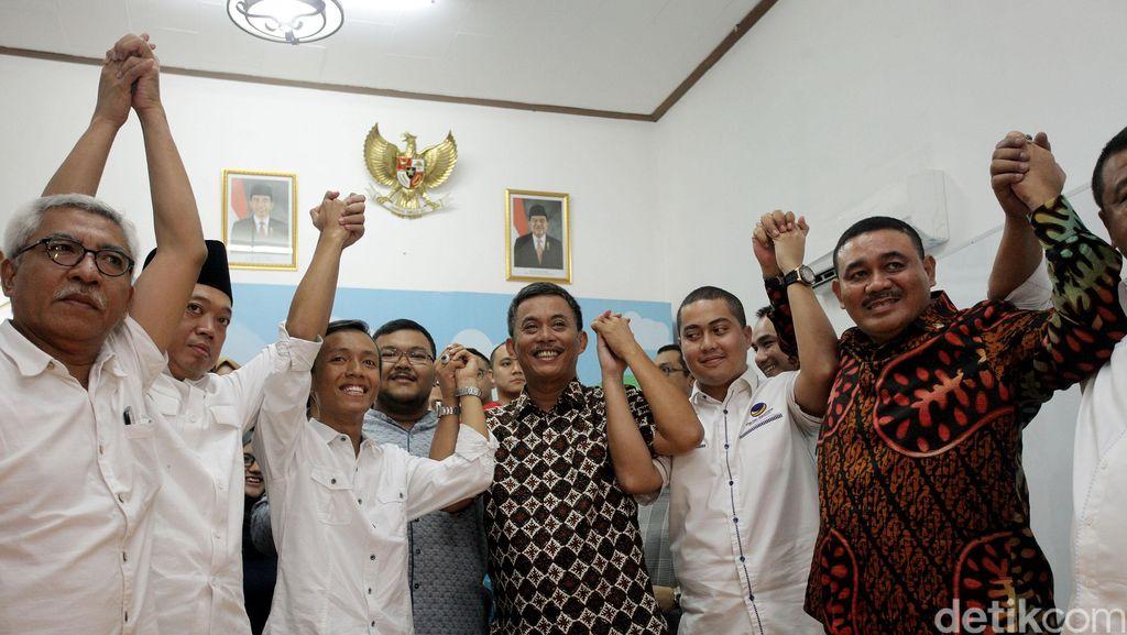 Prasetio Edi Marsudi Jadi Ketua Pemenangan Ahok-Djarot