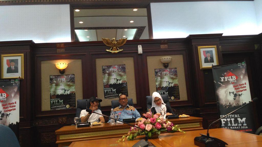 Pemprov Kembali Gelar Festival Film Jawa Barat 2016