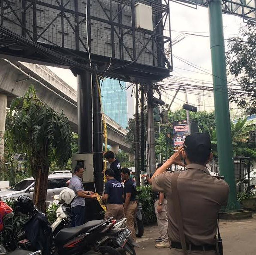 Videotron yang Tayangkan Video Bokep Dipasangi Garis Polisi