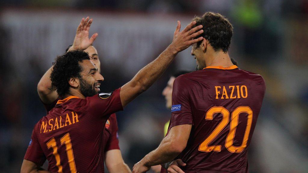 Usai Menang Besar, Roma Dituntut Jaga Performa Tatap Duel Lawan Inter