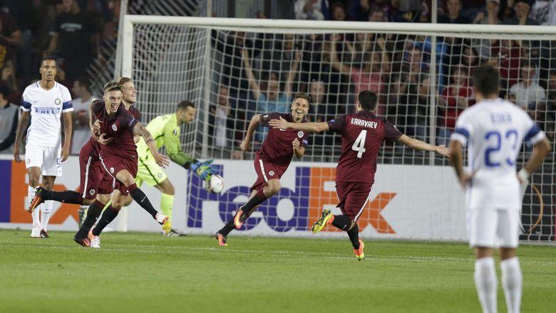 Inter Milan Ditundukkan Sparta