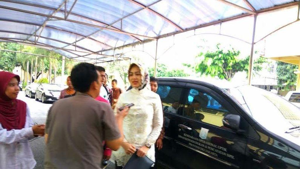 Wali Kota Tangsel Airin Temui Kapolri, Ada Apa?