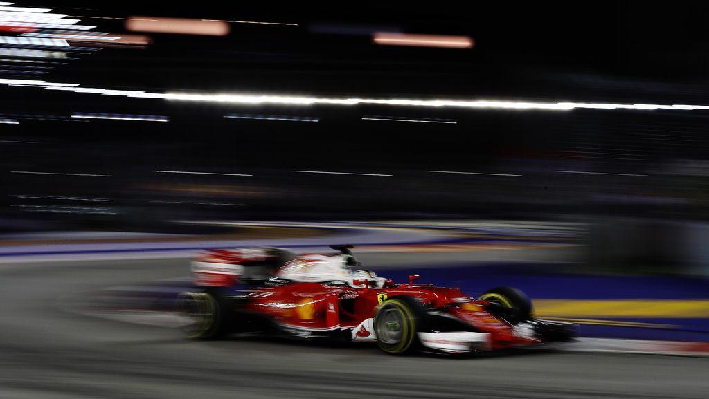 Vettel Yakin Bisa Menangi Balapan di Sisa Musim