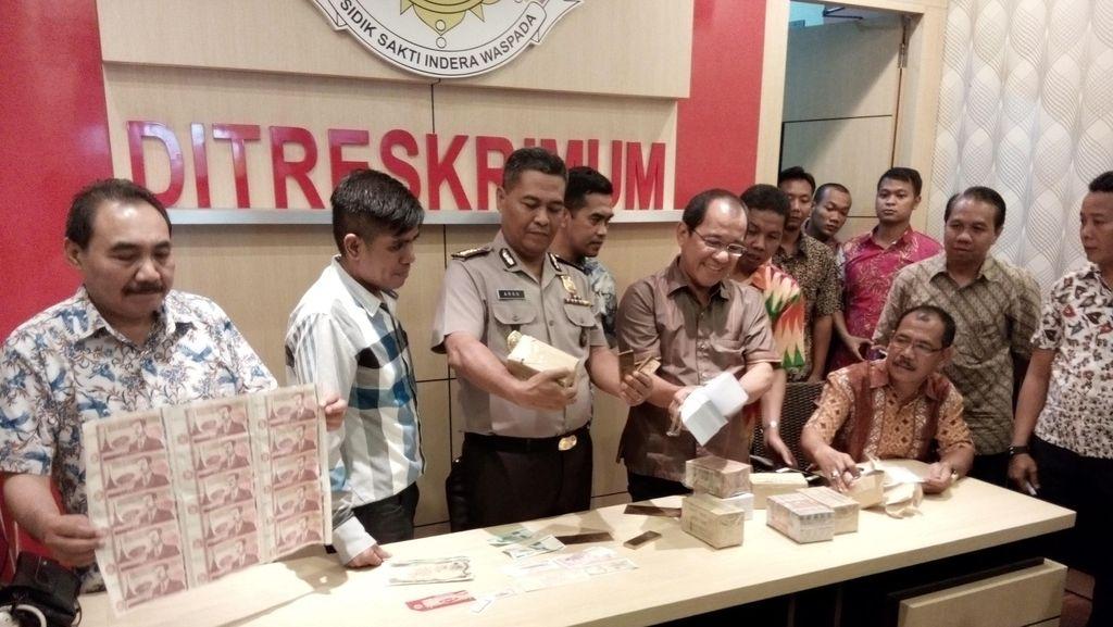 Datang ke Polda Jatim, Akbar Faizal: DPR Akan ke Padepokan Dimas Kanjeng