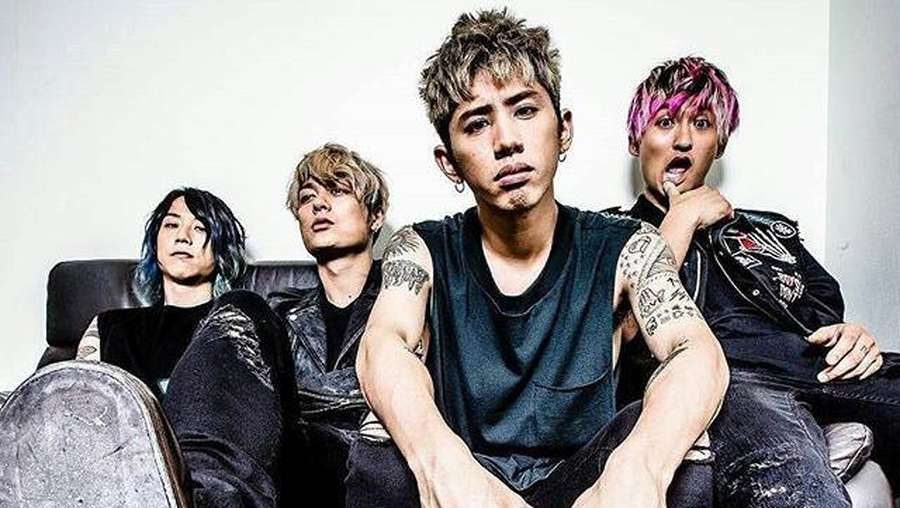 Peluncuran Single Tandai Gabungnya One Ok Rock ke Label Baru