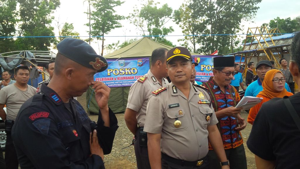 Setor Rp 880 Juta, Pengikut Dimas Kanjeng Lapor ke Polres Probolinggo