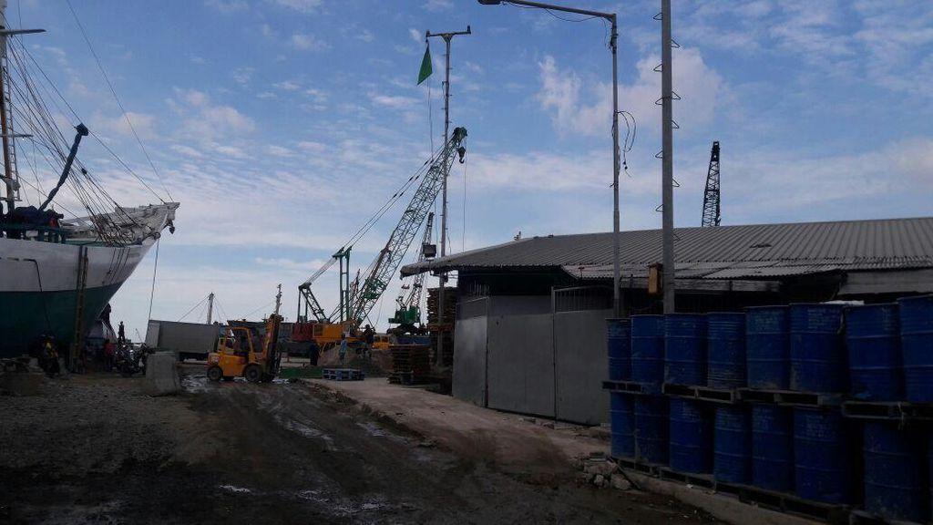 Polisi Cek CCTV Soal Info 400 WN China Turun di Pelabuhan Sunda Kelapa