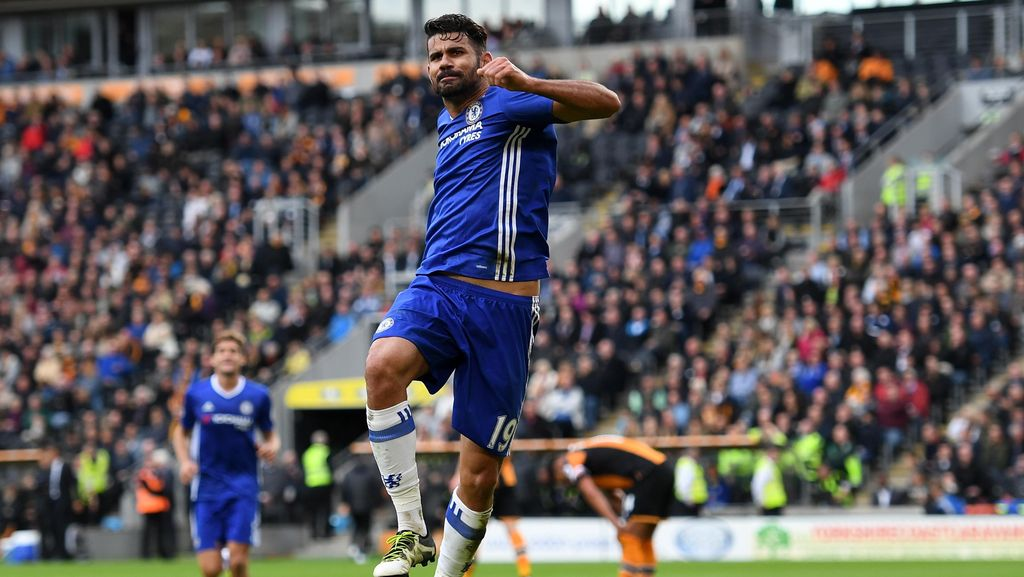 Chelsea Akhirnya Menang Lagi, Kalahkan Hull 2-0