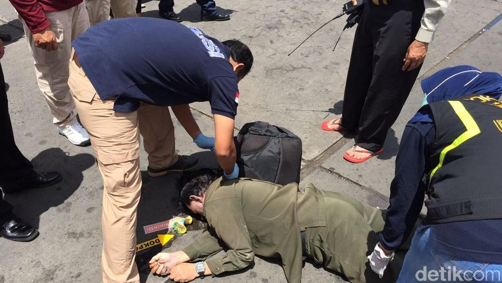 Polisi: Tak Ada Tanda Kekerasan, Pria yang Meninggal di Blok M Diduga Sakit