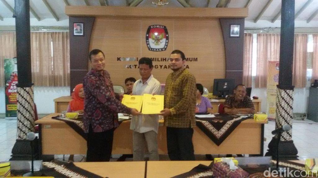 KPU Kota Yogya: 2 Pasangan Calon di Pilwakot Belum Lengkapi Syarat Administrasi