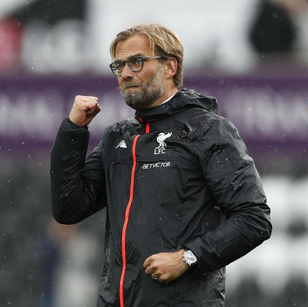 Klopp Senang dengan Reaksi Liverpool