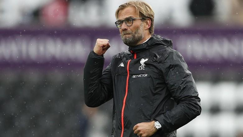 Klopp Selalu Sabar Memoles Liverpool