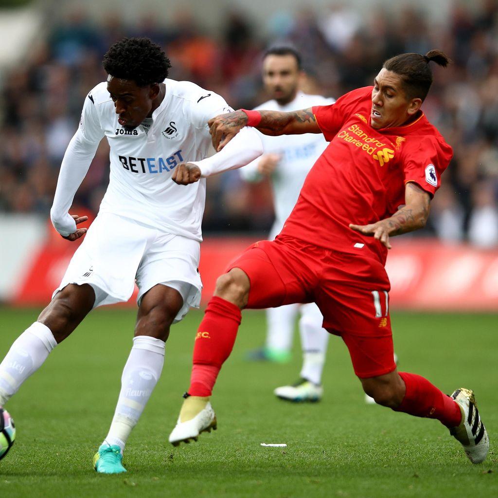 Balikkan Keadaan, Liverpool Bekuk Swansea 2-1