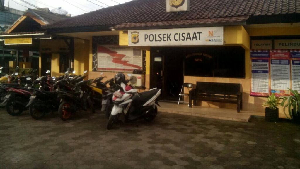 Diadukan Mesum dengan Wanita, Remaja di Sukabumi Ini Coba Kabur dari Polisi