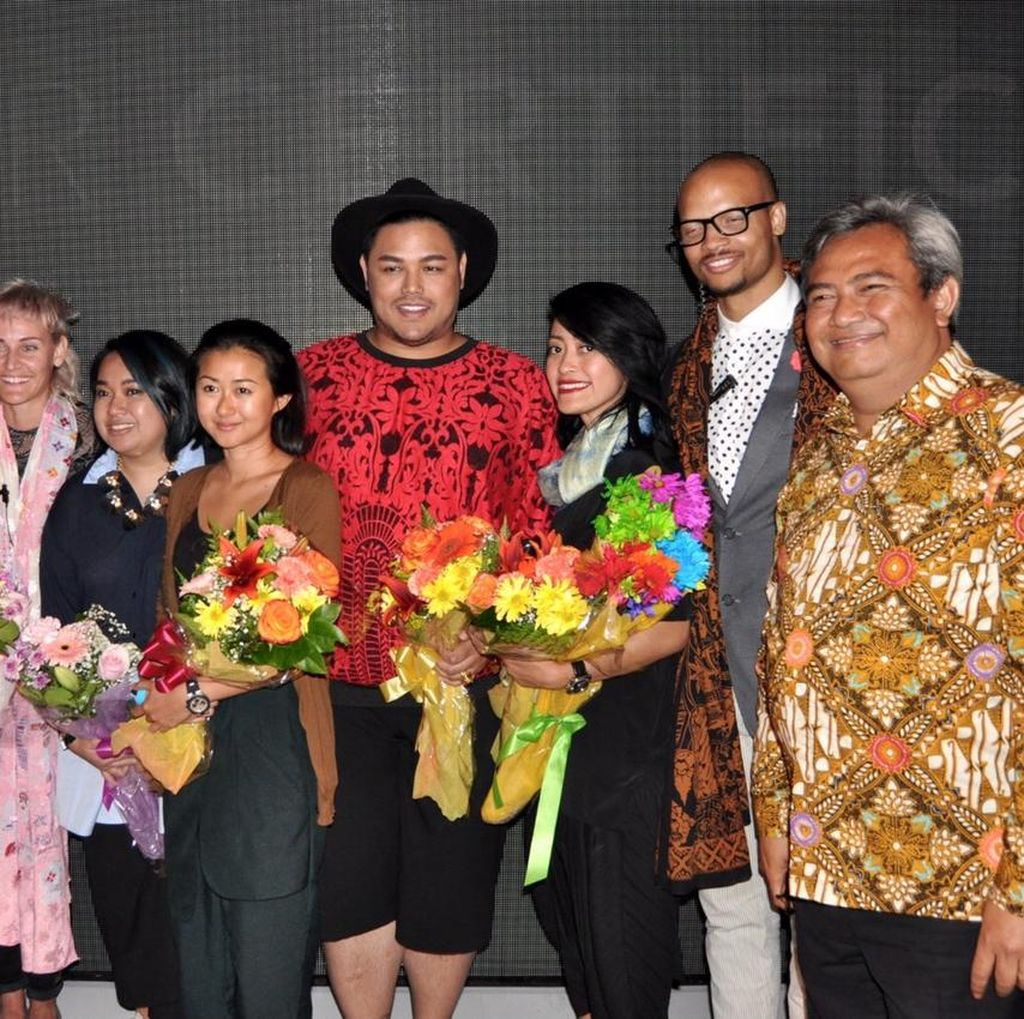Los Angeles Fashion Week Berdampak Pada Citra Fashion Indonesia