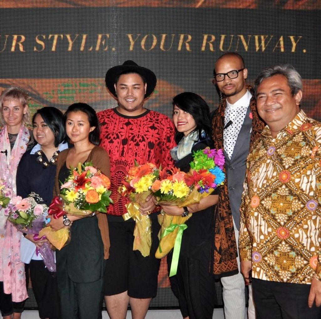Di LA Fashion Week, Unjuk Keunggulan Fashion Indonesia