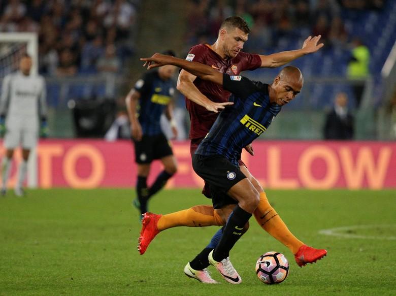 AS Roma Tekuk Inter Milan 2-1