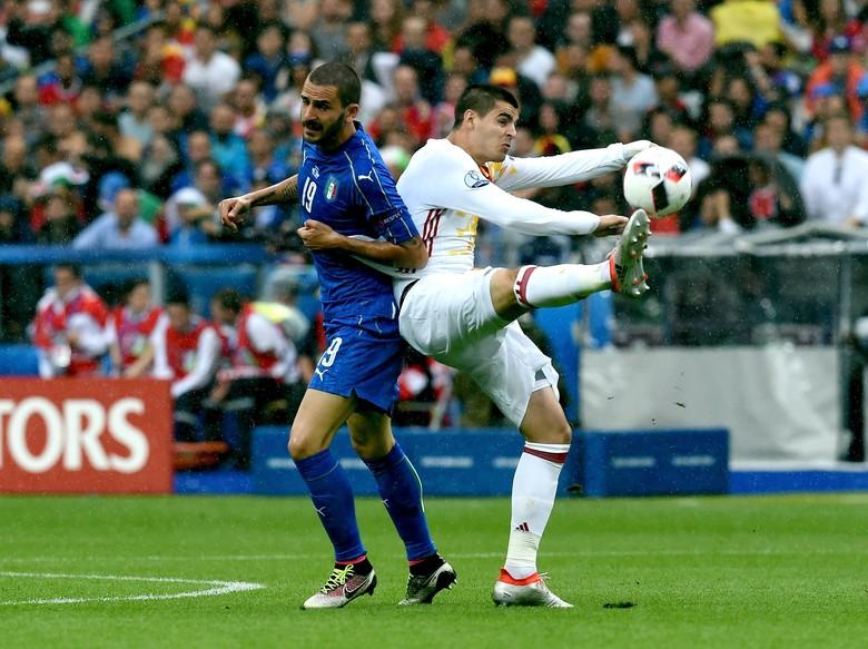 Bonucci Sebut Timnas Spanyol Masih Jadi Favorit Juara