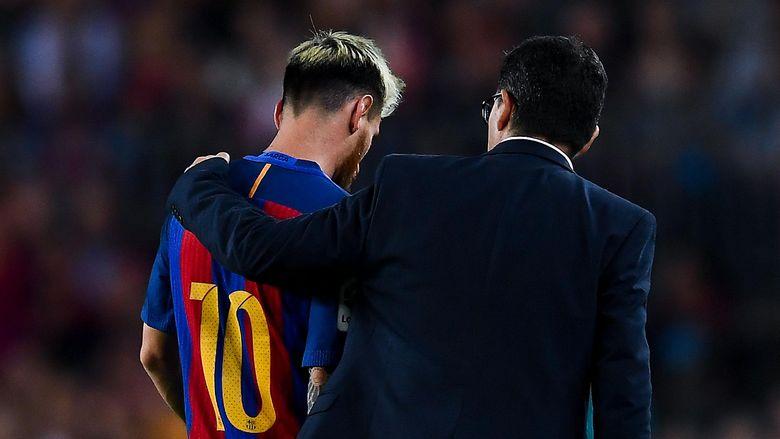 """""""Bandar Bola - Messi Ditarget Comeback Saat Melawan City"""""""