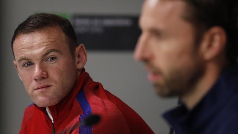 Rooney Hormati Keputusan Southgate Mencadangkannya