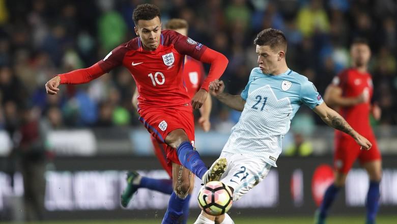 Inggris Ditahan Imbang Oleh Slovenia 0-0