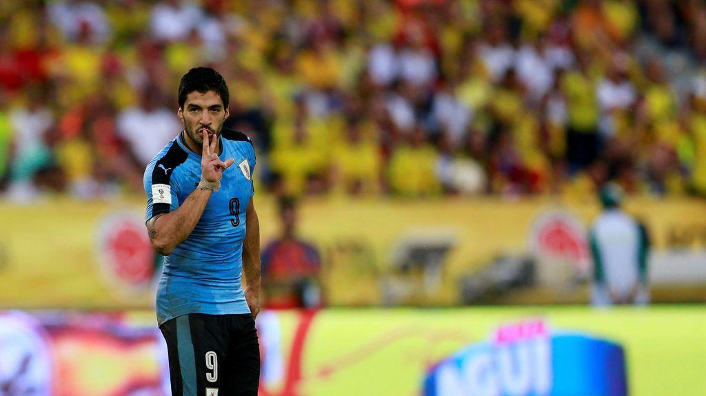 Suarez Kecewa Gagal Menang, tapi Sebut Uruguay Dapat Poin Penting