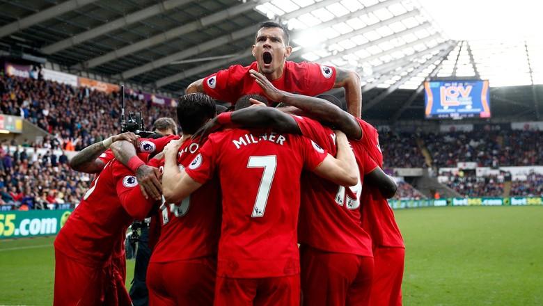 Peluang Liverpool Puncaki Klasemen Jika Mampu Kalahkan MU