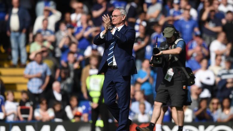 Ranieri Akan Dapat Sambutan Hangan Di Stamford Bridge