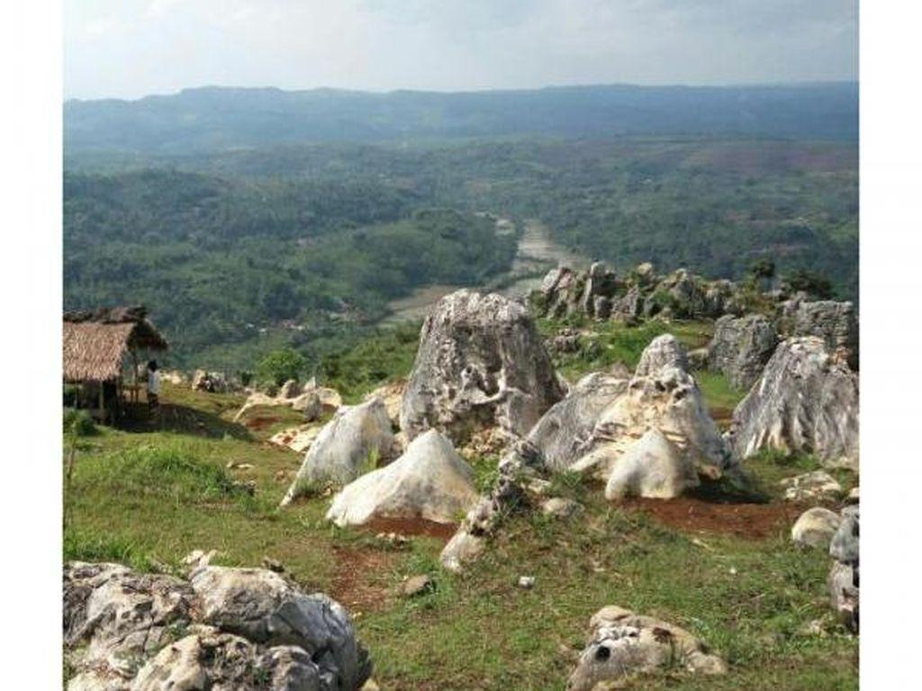 Stone Garden, Tempat Wisata yang Belum Dilirik Pemerintah Bandung Barat