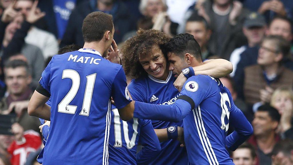 Kemenangan Chelsea untuk Willian yang Sedang Berduka