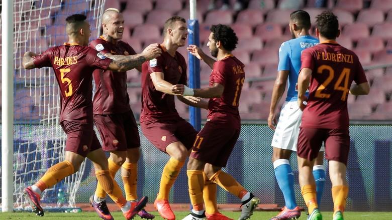 AS Roma Benamkan Napoli 3-1