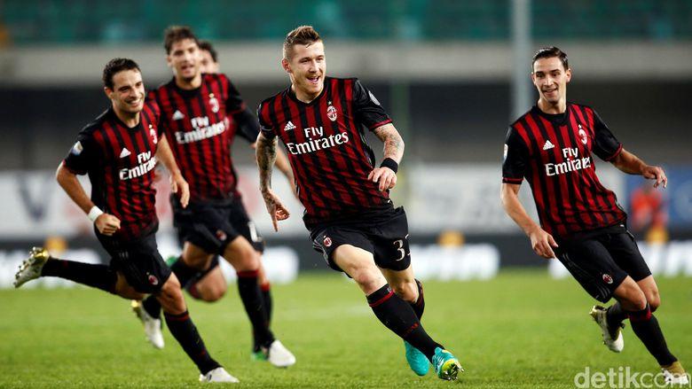 Ignazio Abate Bek AC Milan, timnya tidak layak dicoret terlalu dini