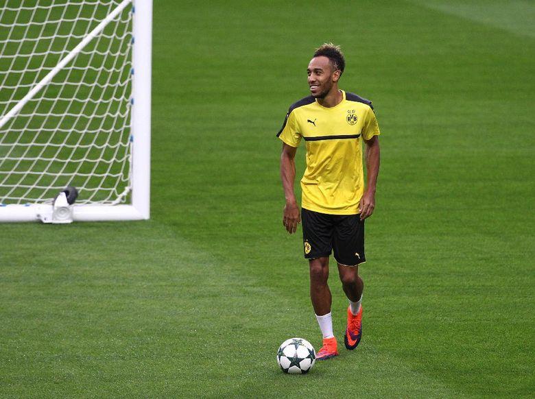 Dortmund Siap Bicara dengan Madrid soal Aubameyang