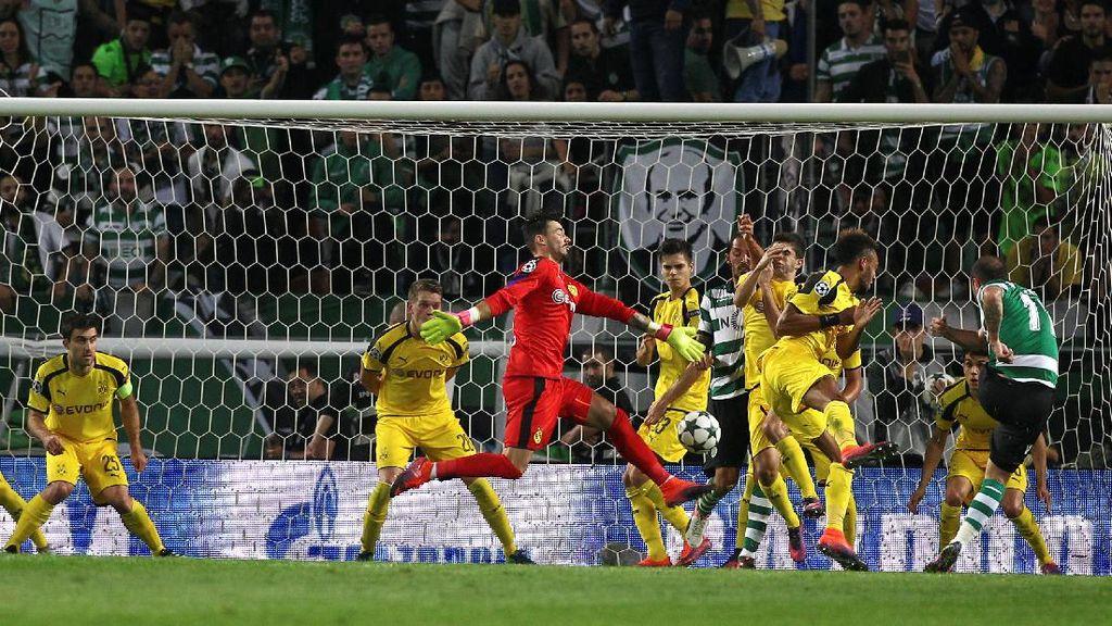 Tuchel Sebut Dortmund Sedikit Beruntung di Babak Kedua