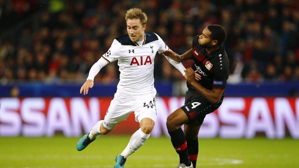 Spurs Lawan Leverkusen Berakhir Tanpa Gol
