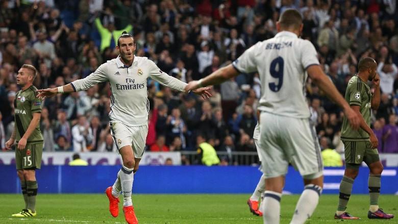 Real Madrid Yang Tangguh