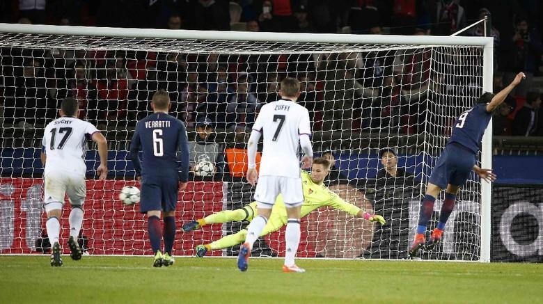 Basel Tidak Berkutik Di Hantam Oleh PSG Tanpa Ada Balasan GOL