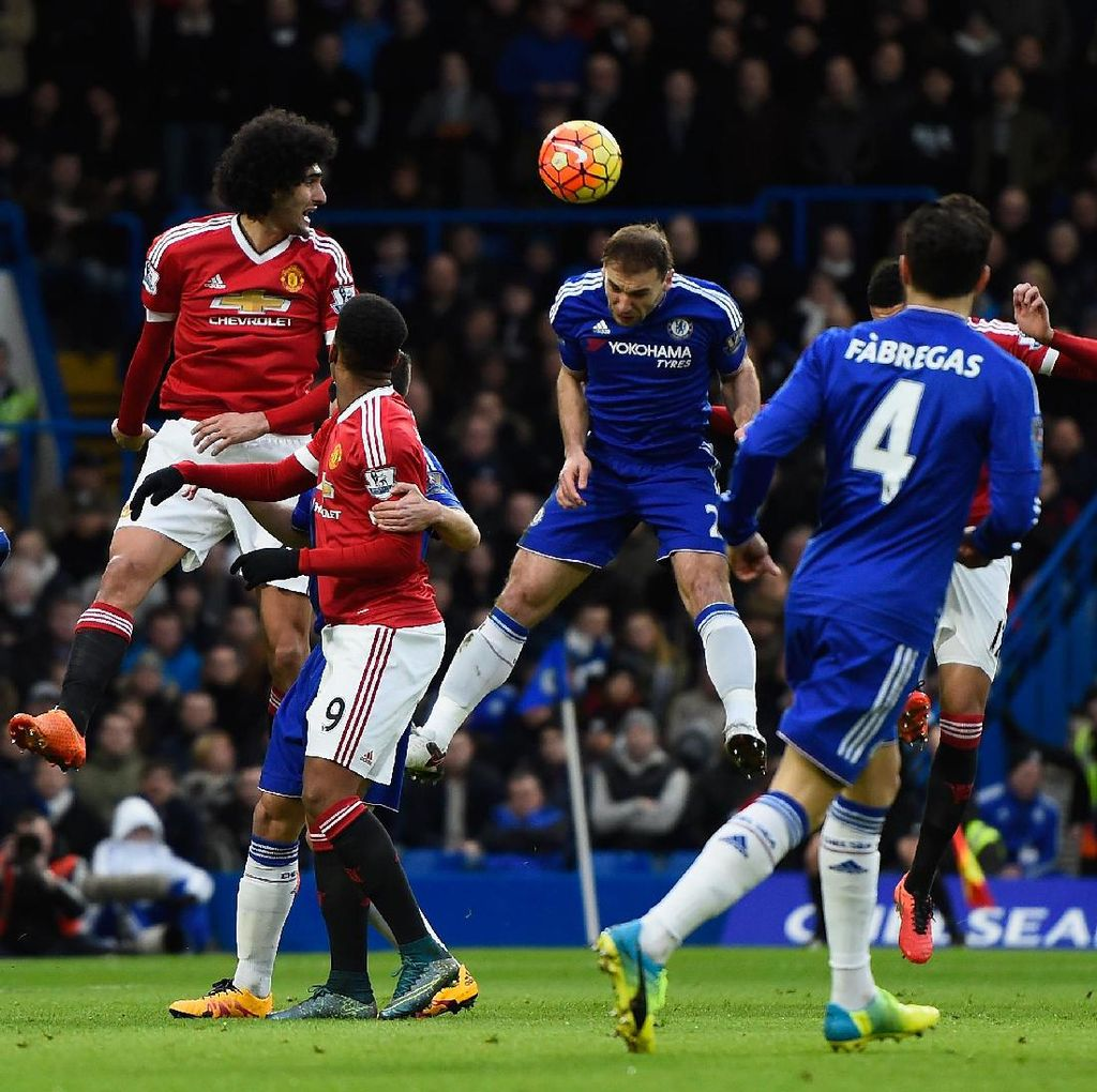 Chelsea vs MU di Stamford Bridge, City Mencari Pelipur Lara