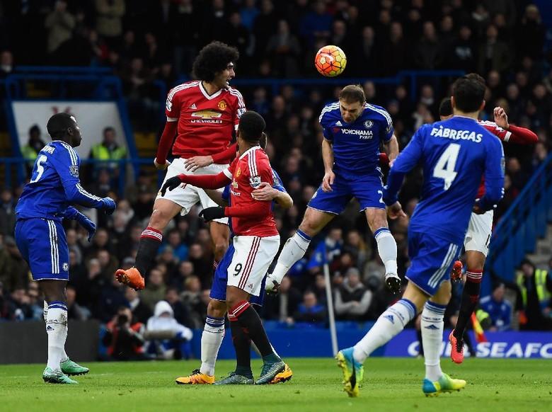 Chelsea Yang Akan Segera Menjamu Manchester United