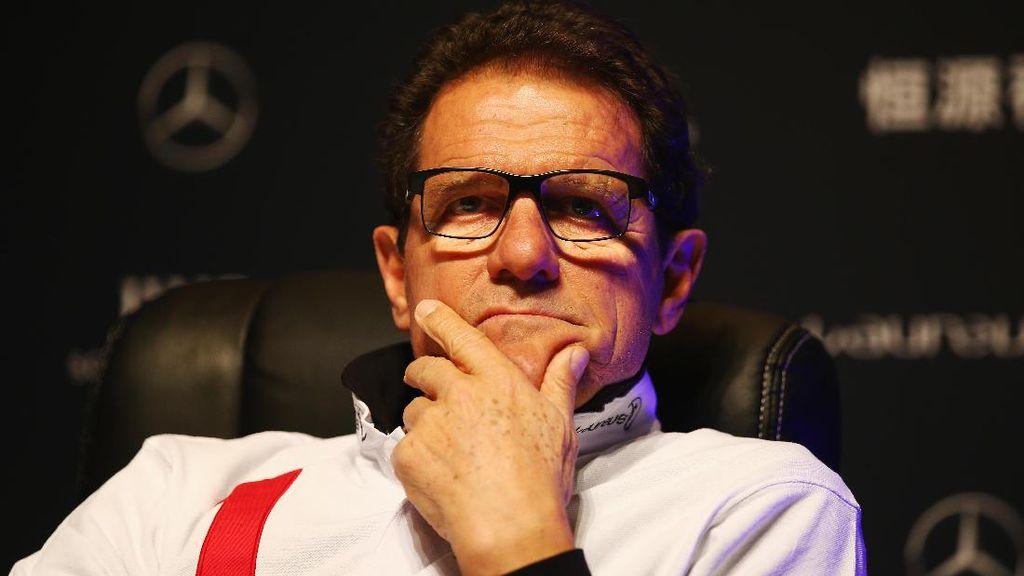 Putra Capello: Ayah Saya Tak Akan Gantikan De Boer di Inter