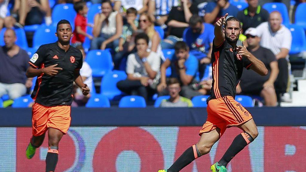 Mario Suarez Cetak Dua Gol, Ayahnya Malah Kesal