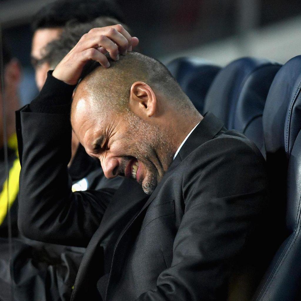 Bukan Kekalahan Terburuk Guardiola