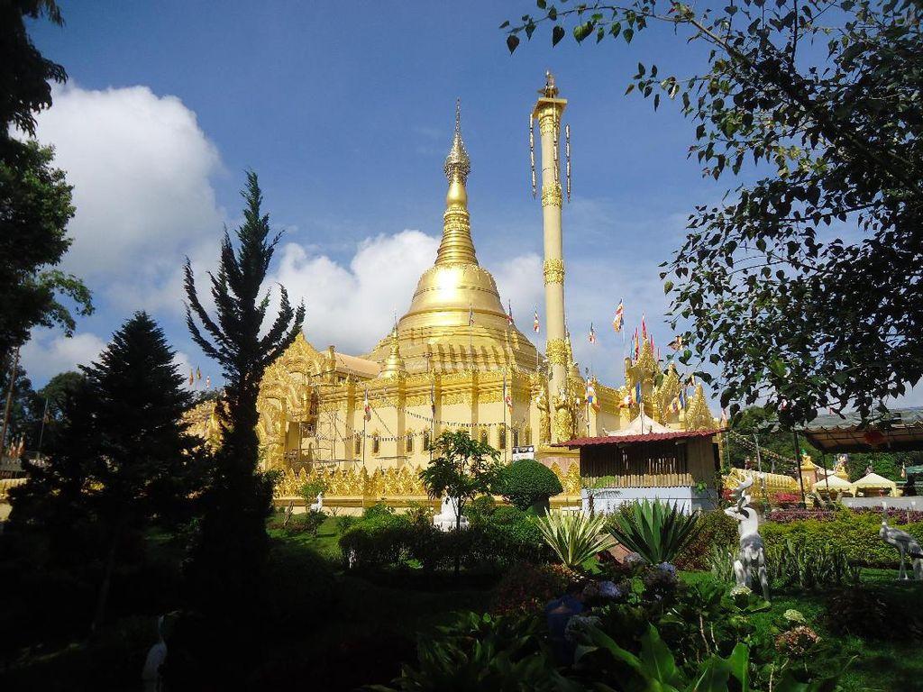 Serasa di Malaysia & Myanmar, Padahal di Sumatera Utara
