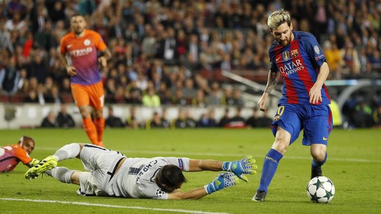 Performa Messi Luar Biasa