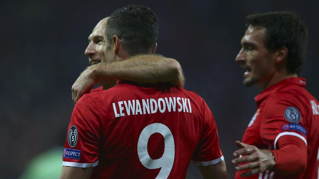 Rentetan Tanpa Kemenangan Bayern Sudah Berakhir