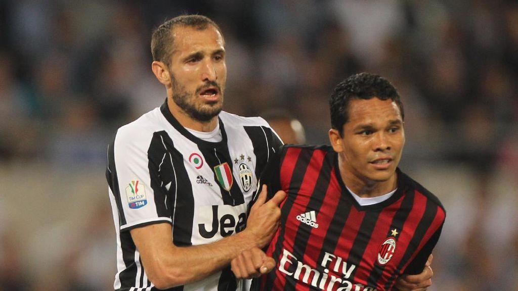 Milan Mengadang Juventus