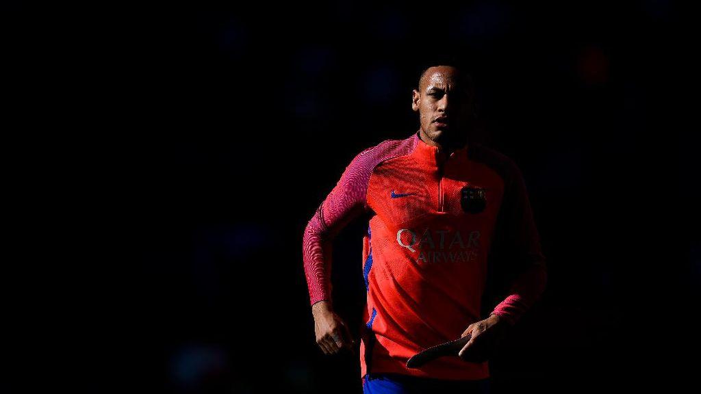 Neymar Menuju Laga ke-100 di La Liga