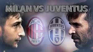 Milan 1-0 Juventus