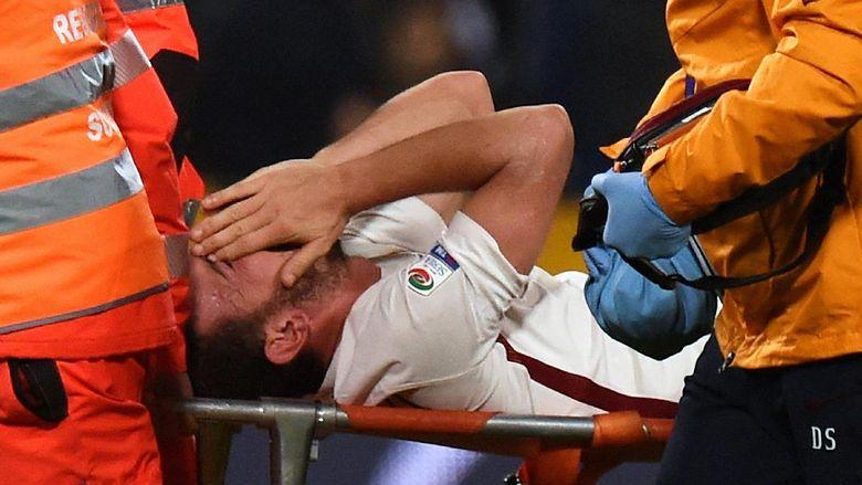 Cedera Lutut Florenzi Harus Jalani Operasi