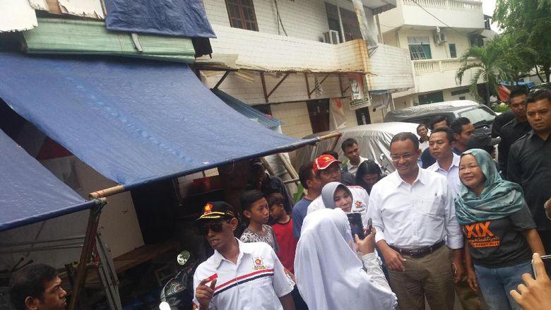 Jakmania Datangi Anies di Jakbar, Minta Ada Stadion untuk Persija